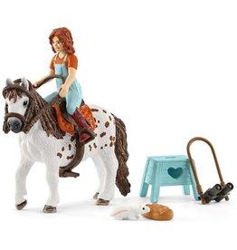 Schleich Schleich Horses 42518 - Mia en Spotty