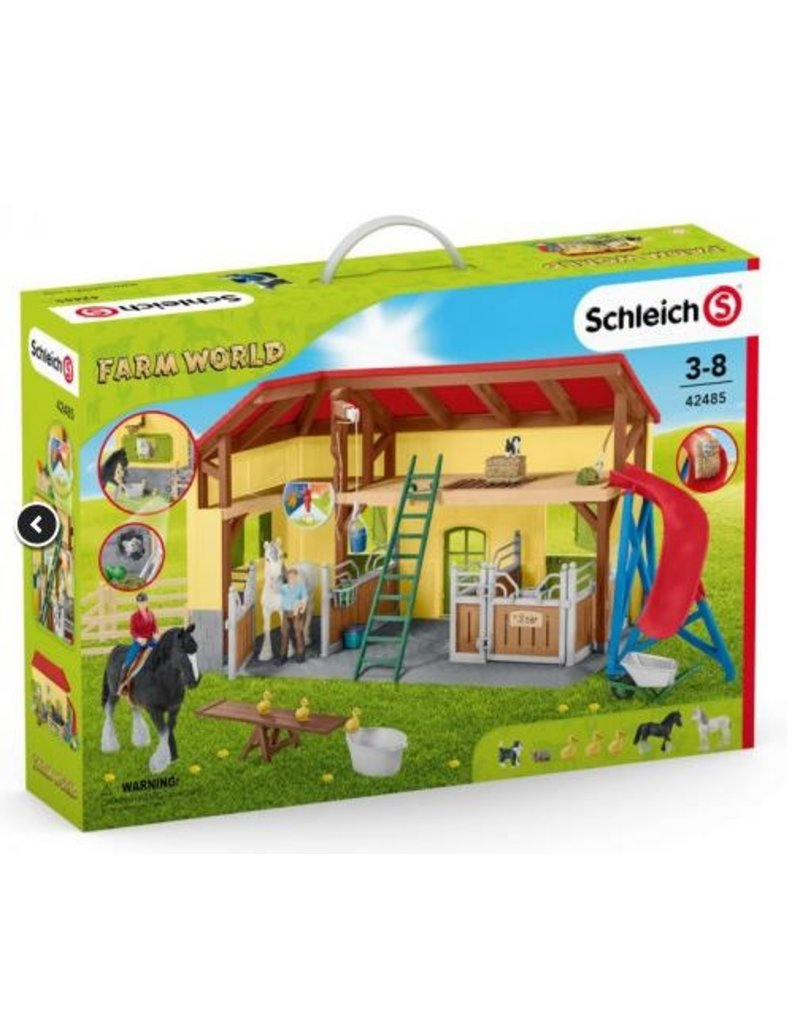 Schleich Schleich Horses 42485 - Paardenstal