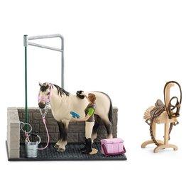 Schleich Schleich Horses 42104 - Wasbox voor paarden