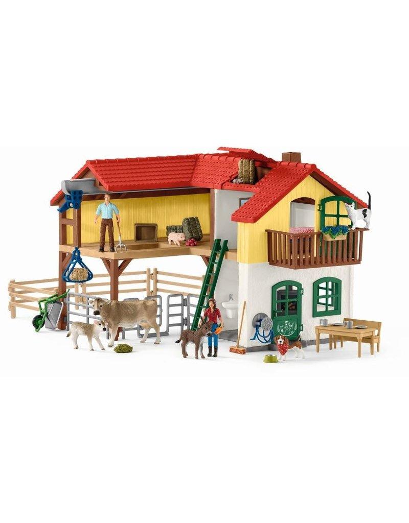 Schleich Schleich Farm 42407 - Grote boerderij