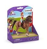 Schleich Schleich Horses 42514 - Hannah en Cayenne