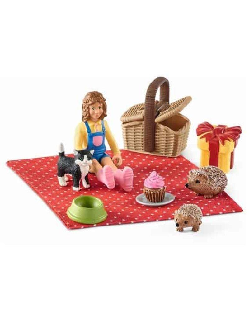 Schleich Schleich Farm 42426 - Picknick set