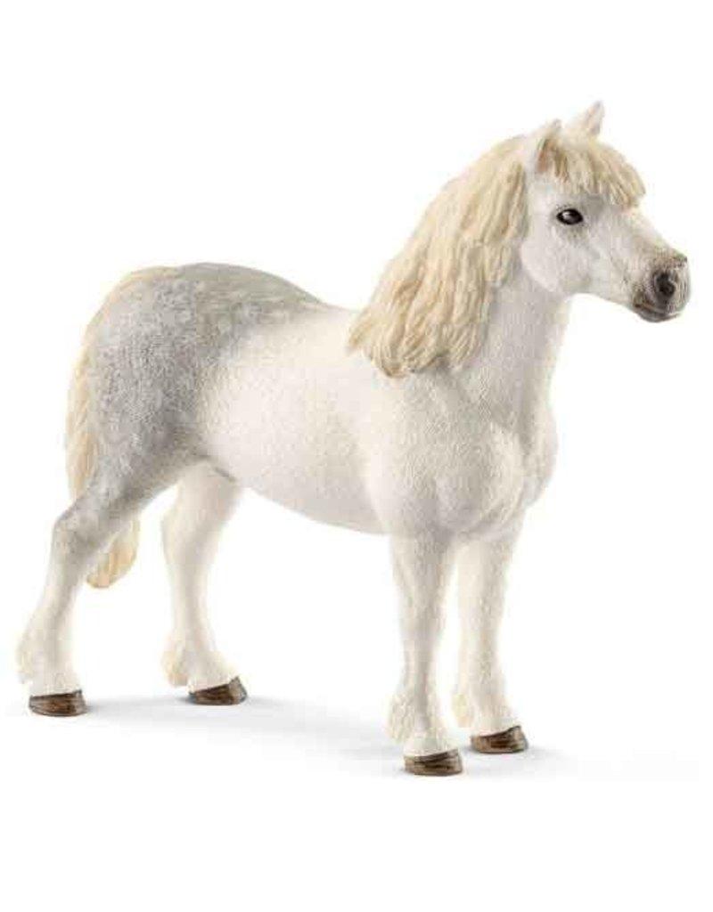 Schleich Schleich Farm 13871 - Welsh pony hengst