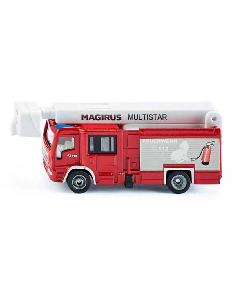 Siku Siku 1749 - Brandweerwagen Magirus Multistar TLF