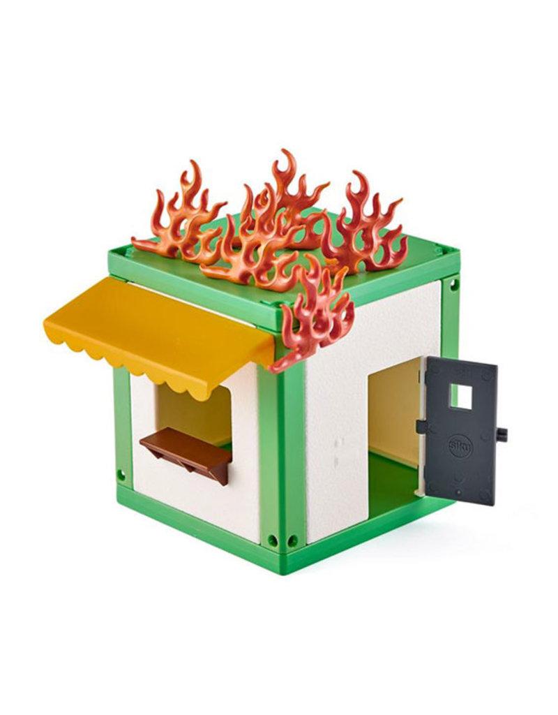 Siku Siku 5508 - Brandweerkazerne 1:50