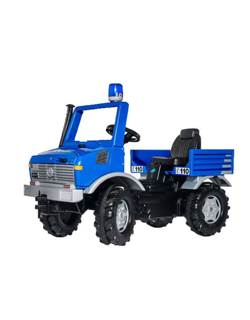 Rolly Toys Rolly Toys 038183 - Politie Unimog