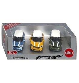 Siku Siku 6213 - Geschenkset Mini Cooper 3-delig 1:87