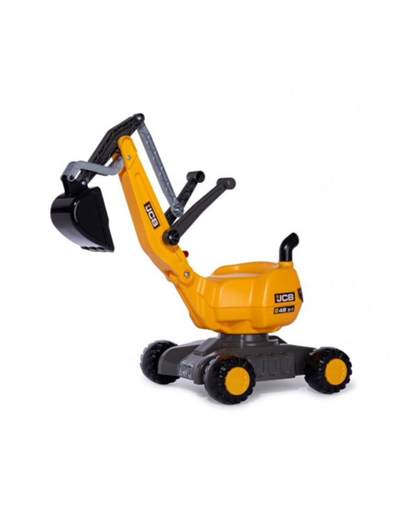 Rolly Toys Rolly Toys 421183 - Rolly Digger JCB op 4 wielen