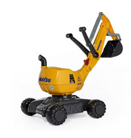 Rolly Toys Rolly Toys 421169 - Rolly Digger Komatsu op 4 wielen