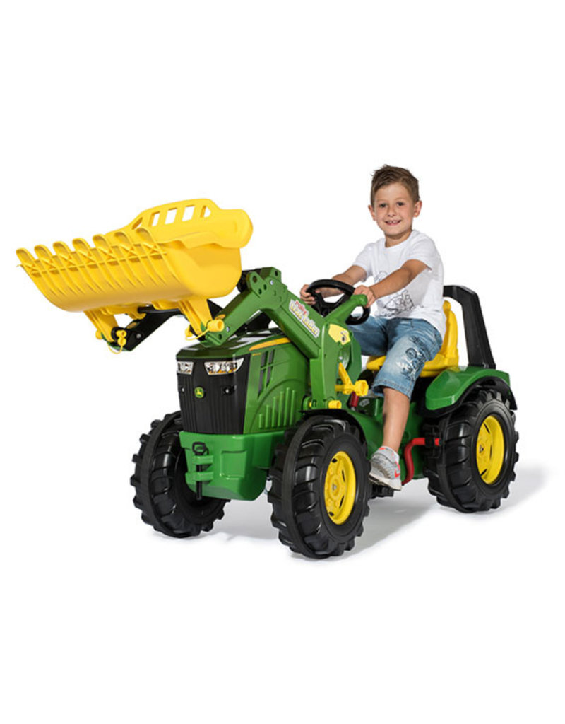 Rolly Toys Rolly Toys 651078 - Rolly X-trac Premium John Deere 8400R traptrekker