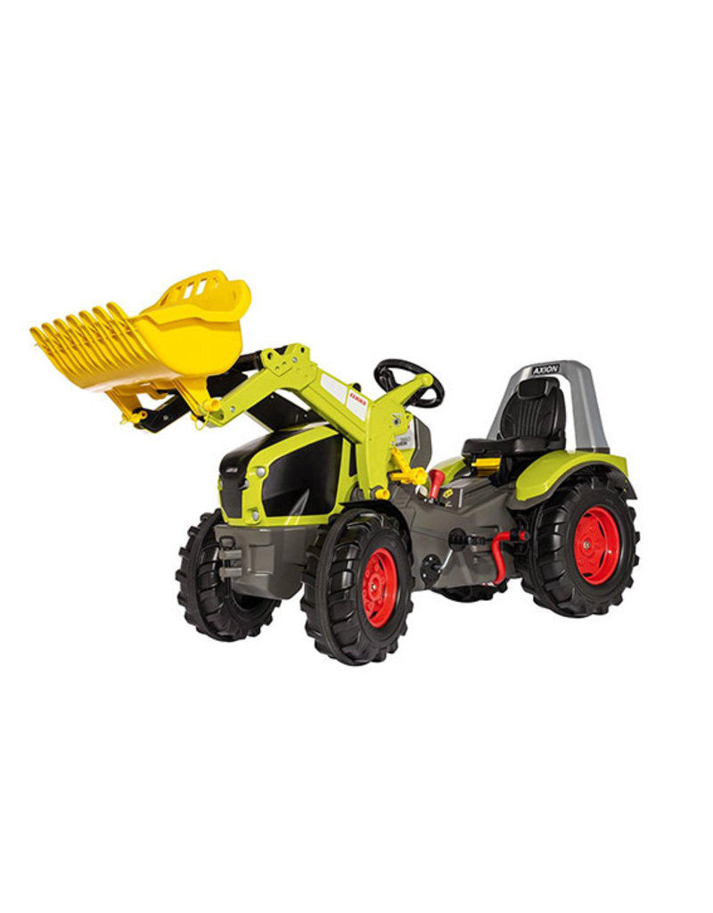Rolly Toys Rolly Toys 651122 - Rolly X-trac Premium Claas Axion traptrekker met versnelling en rem