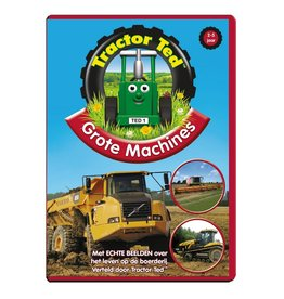 Tractor Ted - Grote Machines DVD