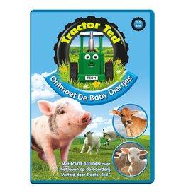 Tractor Ted - Ontmoet de baby diertjes DVD