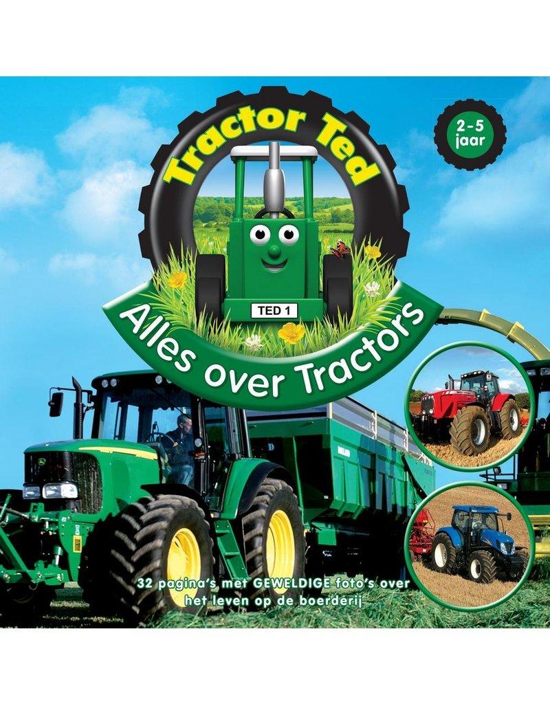 Tractor Ted - Boek: Alles over Tractors