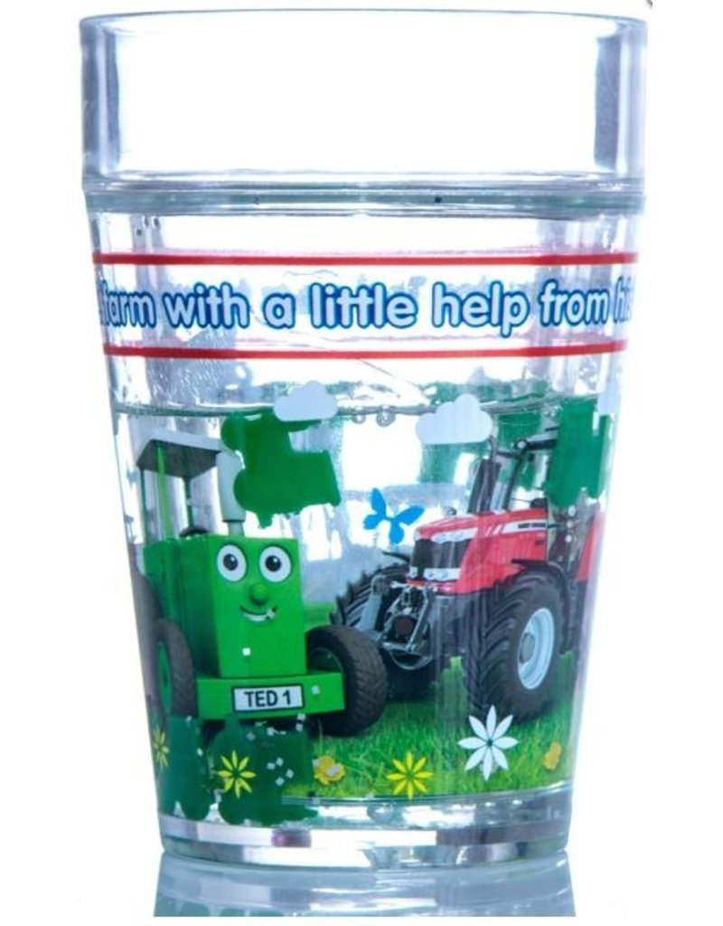 Tractor Ted - Glitterbeker Tractor