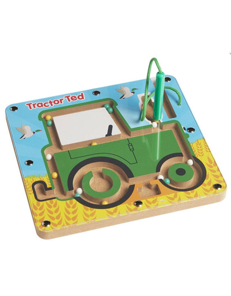 Tractor Ted - Magnetisch maze