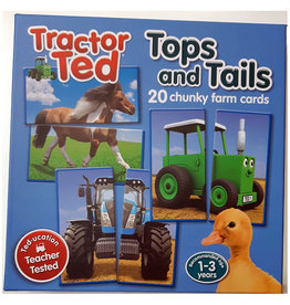 Tractor Ted - Boerderij game