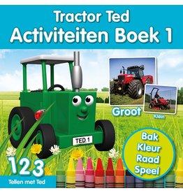 Tractor Ted - Boek: Activiteiten 1