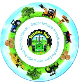 Tractor Ted - Bord