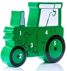 Tractor Ted - Houten legpuzzel Chunky Jigsaw