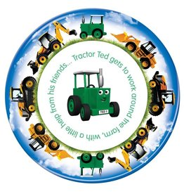 Tractor Ted - Bord Digger / grote machines