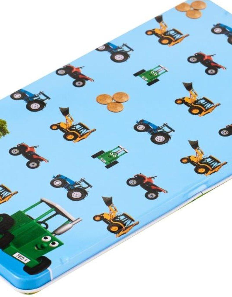 Tractor Ted - Kleurpotloden in presentatiedoosje