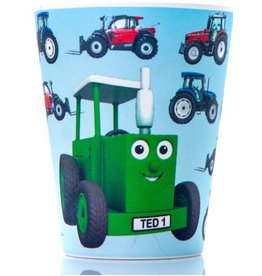 Tractor Ted - Bamboo beker, Tractor