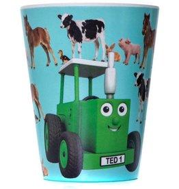 Tractor Ted - Bamboo beker, kleine dieren