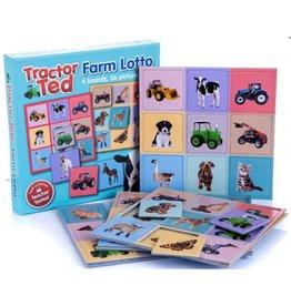 Tractor Ted - Boerderij Lotto