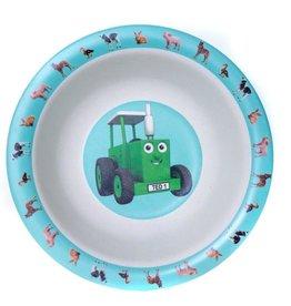 Tractor Ted - Ontbijtbord/Bakje Bamboo kleine dieren