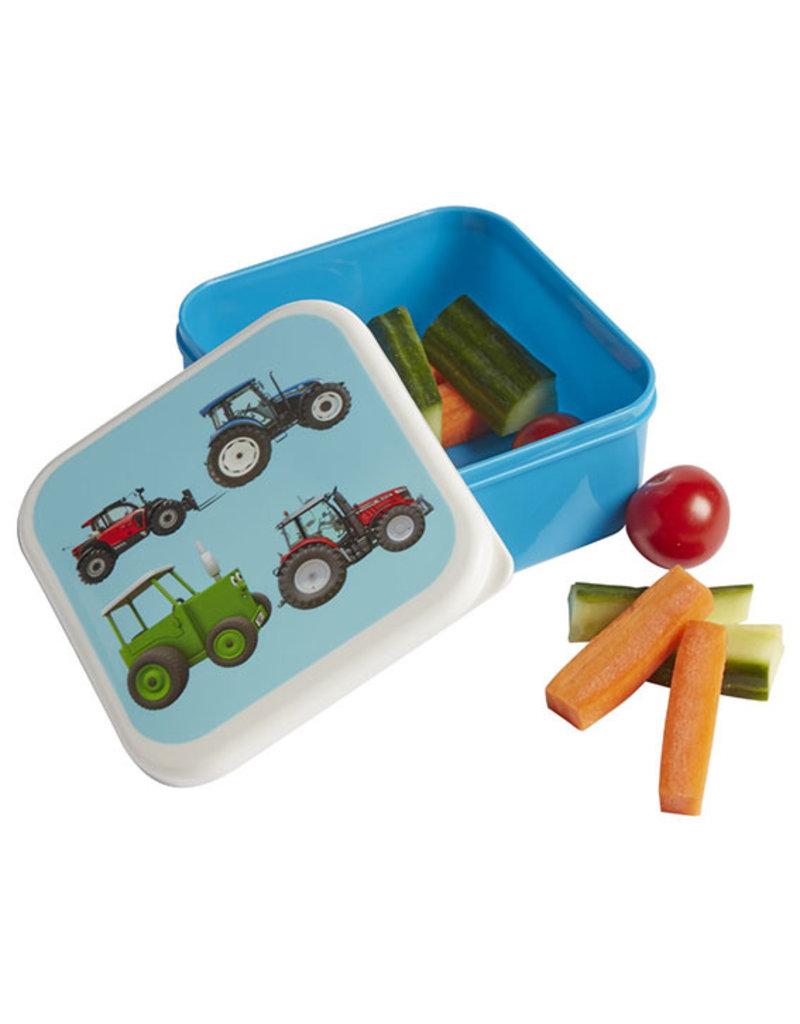 Tractor Ted - Snack bakje tractor middel