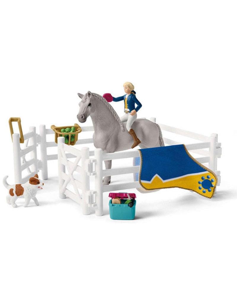 Schleich Schleich Horses 42466 - Grote paardenshow