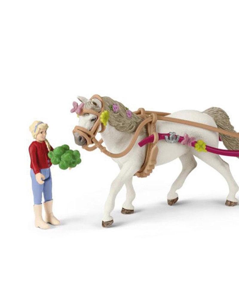 Schleich Schleich Horses 42467 - Koets voor paardenshow