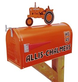 Brievenbus Allis Chalmers