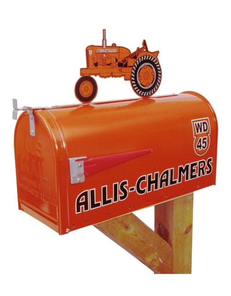 Brievenbus Allis Chalmers