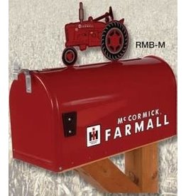 Brievenbus Farmall Mc Cormick