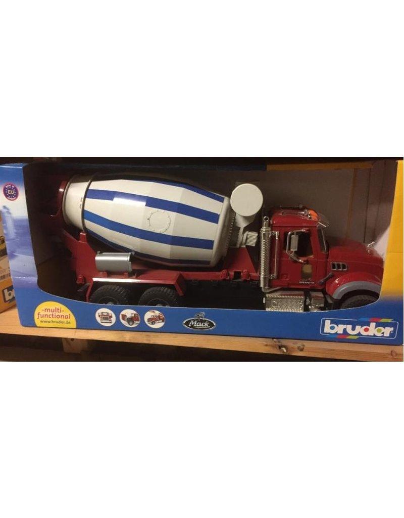 Bruder Bruder 2814 - Mack Granite betonauto