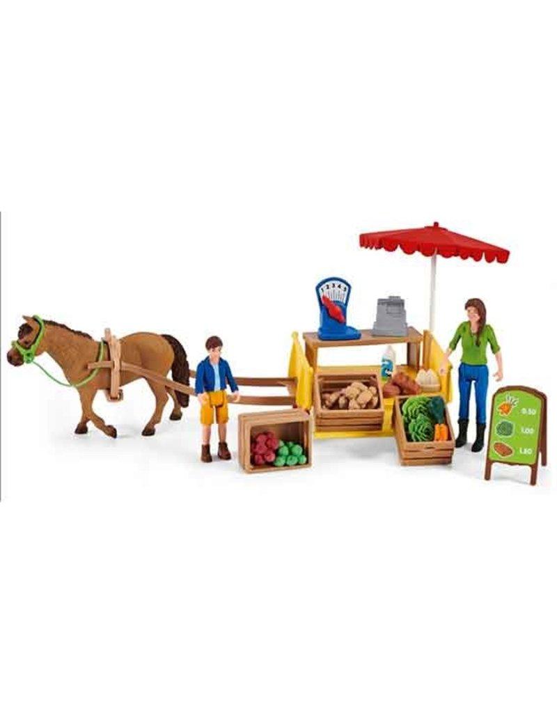 Schleich Schleich Horses 42528 - Verkoopstand