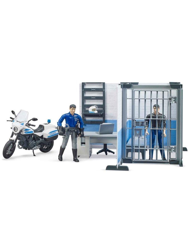 Bruder Bruder 62732 - Politiebureau