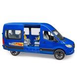 Bruder Bruder 02670 - Passagiersbus met chauffeur