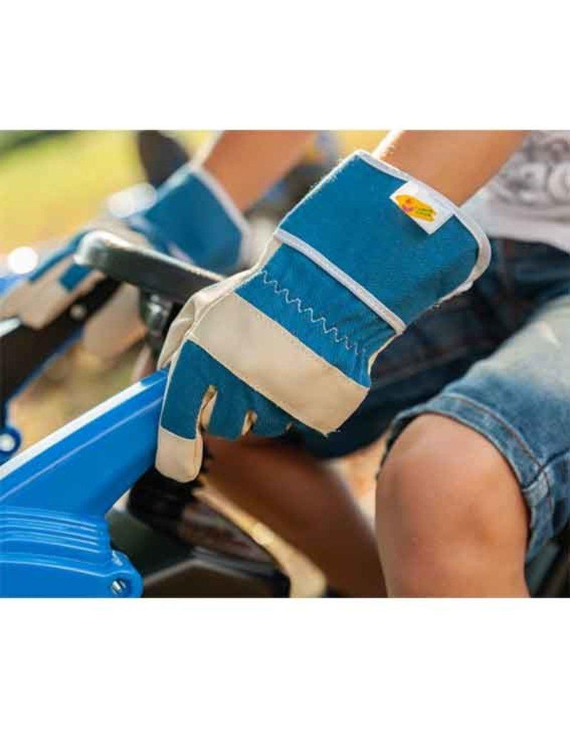 Rolly Toys Rolly Toys handschoenen blauw 4-6