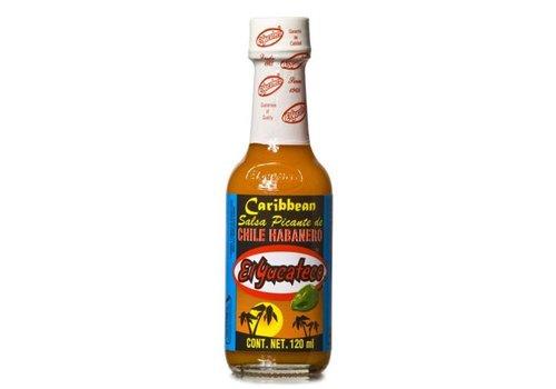 El Yucateco Salsa Caribbean, 120ml
