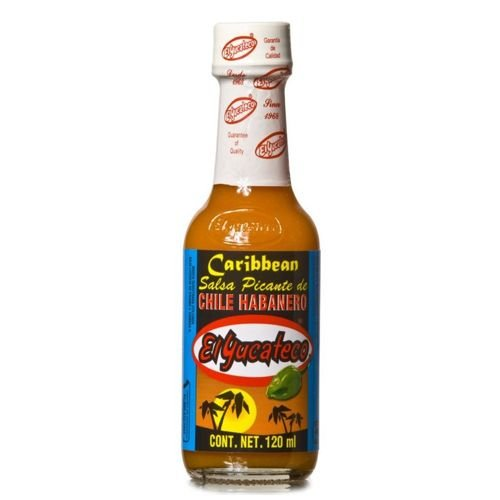 El Yucateco Salsa Caribbean, 120ml