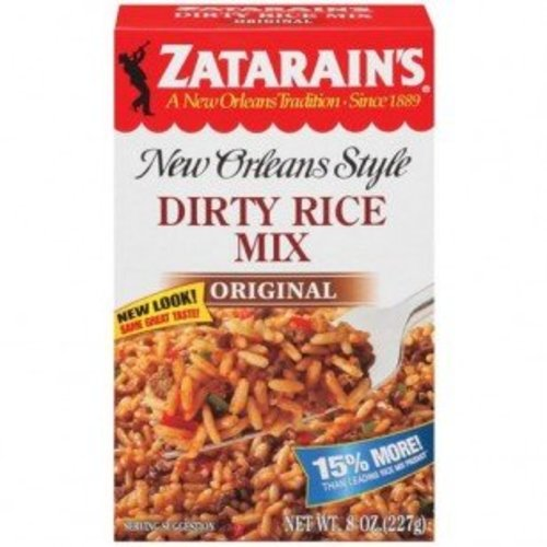 Zatarain's Dirty Rice Mix, 227g