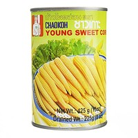 Young Corncobs, 425g