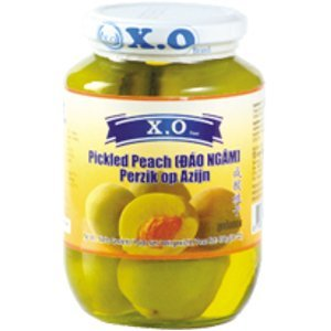 X.O. Pickled Peach, 454g