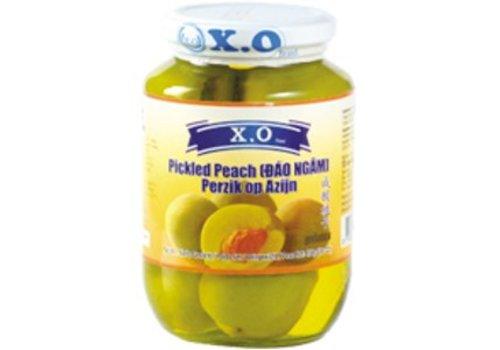 X.O. Pickled Peach, 454g