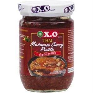 X.O. Masman Curry Paste, 227g