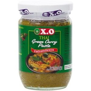 X.O. Green Curry Paste, 227g