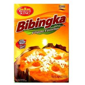 White King Bibingka Rice Cake Mix, 500g